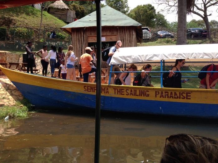 Boat Ride!